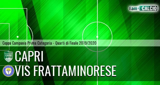 Capri - Vis Frattaminorese
