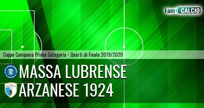 Massa Lubrense - Arzanese 1924