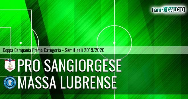 Pro Sangiorgese - Massa Lubrense