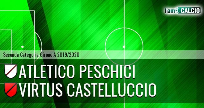 Atletico Peschici - Virtus Castelluccio