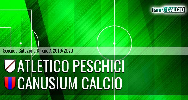 Atletico Peschici - Canusium Calcio