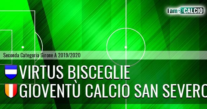 Virtus Bisceglie - Gioventù Calcio San Severo