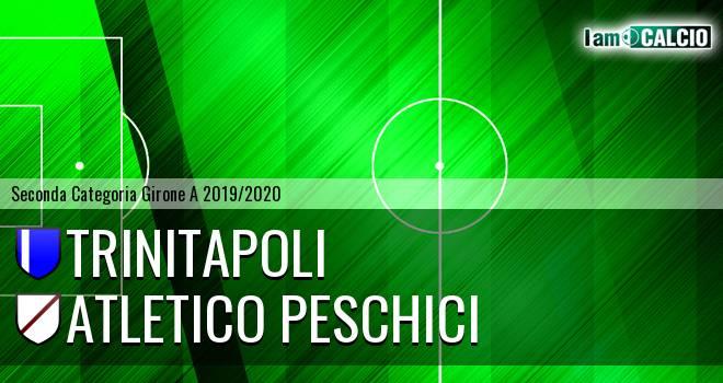 Trinitapoli - Atletico Peschici