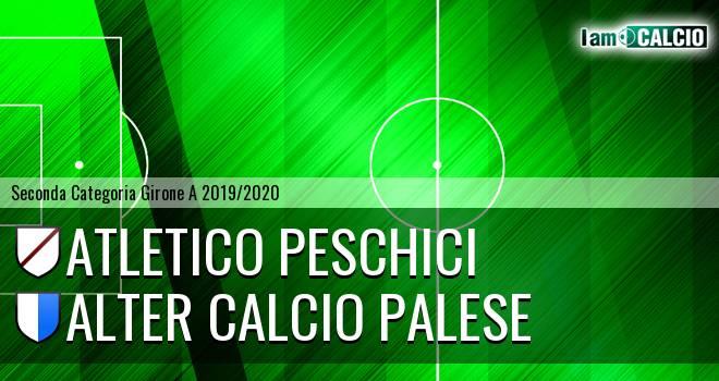 Atletico Peschici - Alter Calcio Palese