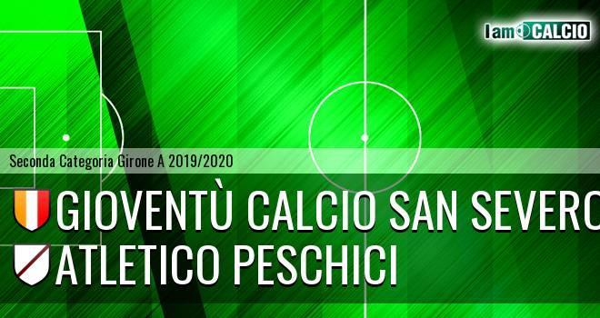 Gioventù Calcio San Severo - Atletico Peschici
