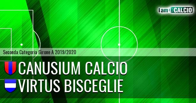 Canusium Calcio - Virtus Bisceglie
