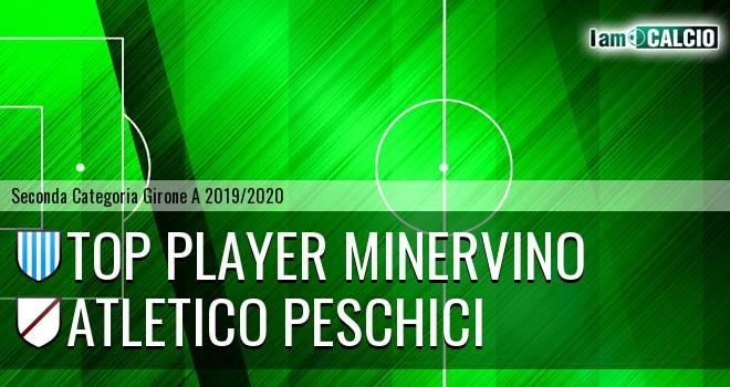 Top Player Minervino - Atletico Peschici