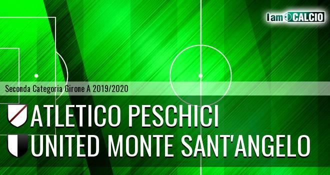 Atletico Peschici - United Monte Sant'Angelo