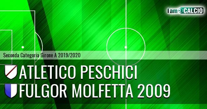 Atletico Peschici - Fulgor Molfetta 2009