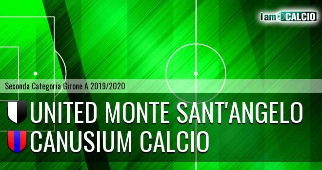 United Monte Sant'Angelo - Canusium Calcio
