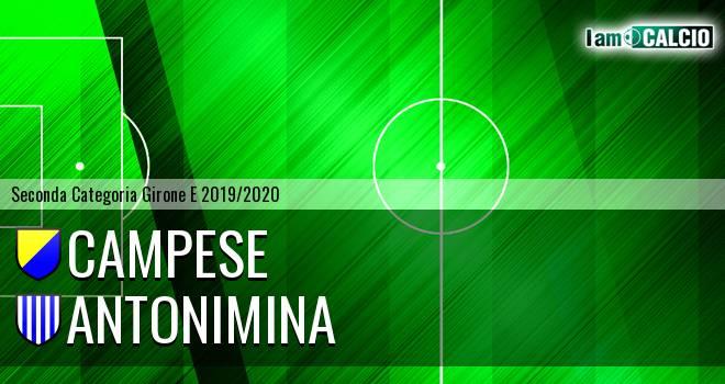 Campese - Antonimina