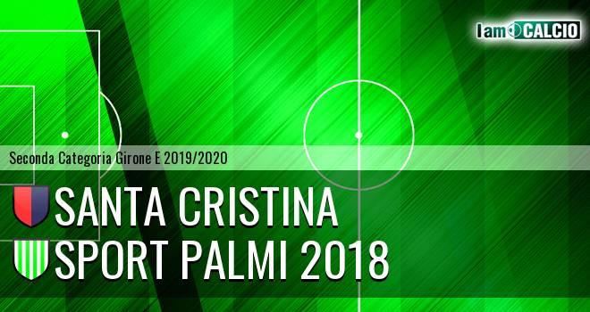 Santa Cristina - Sport Palmi 2018