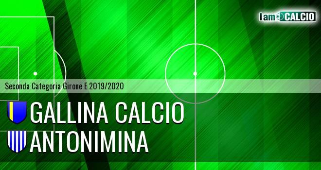 Gallina Calcio - Antonimina