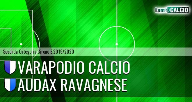 Varapodio Calcio - Audax Ravagnese