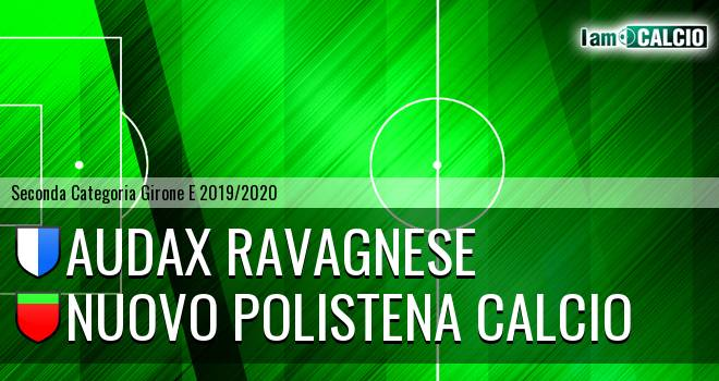 Audax Ravagnese - Nuovo Polistena Calcio
