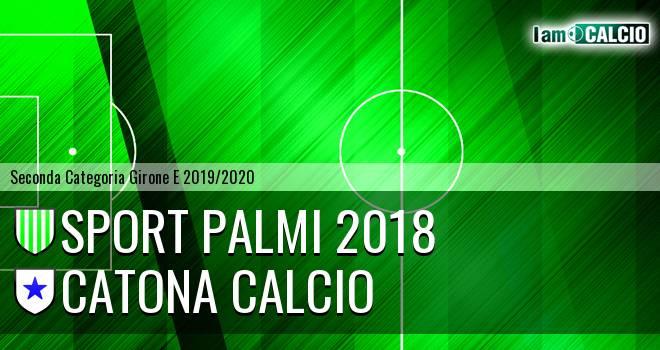 Sport Palmi 2018 - Catona Calcio