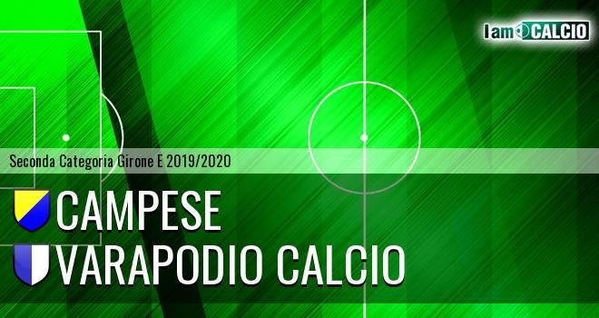 Campese - Varapodio Calcio