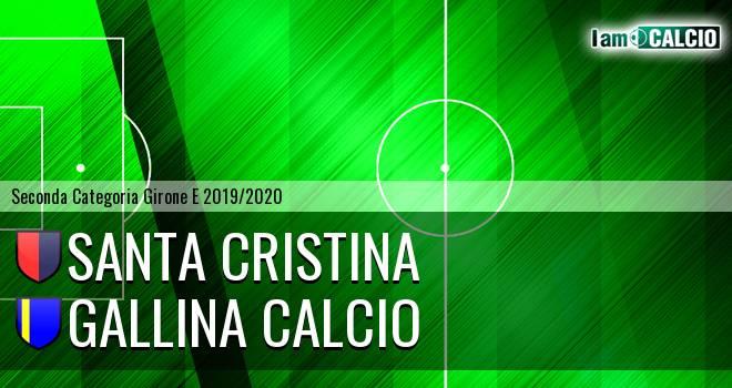Santa Cristina - Gallina Calcio