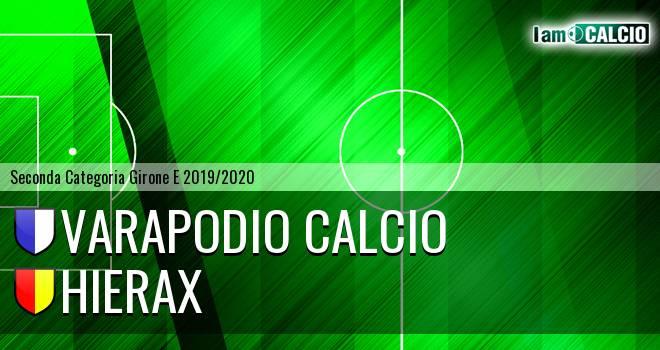 Varapodio Calcio - Hierax