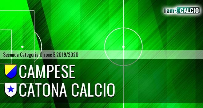 Campese - Catona Calcio