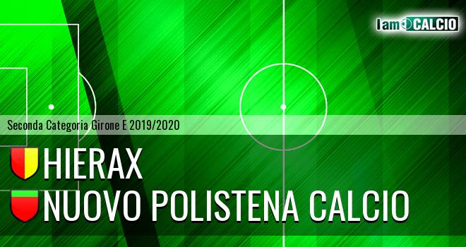 Hierax - Nuovo Polistena Calcio