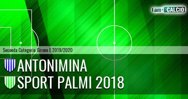 Antonimina - Sport Palmi 2018