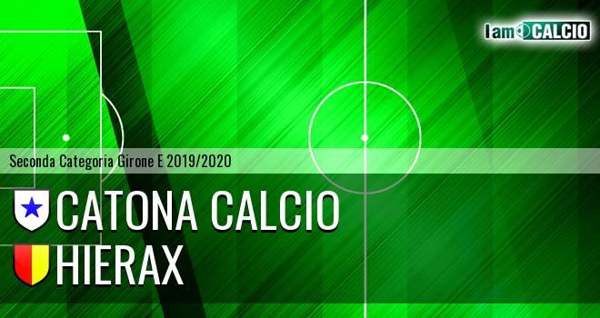 Catona Calcio - Hierax