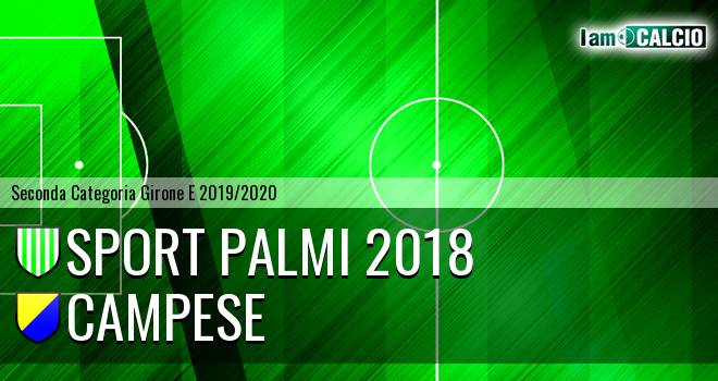 Sport Palmi 2018 - Campese