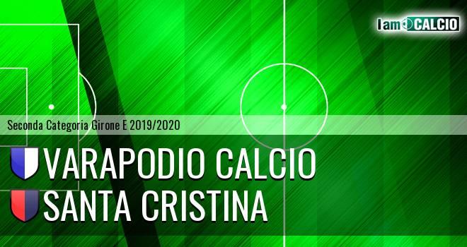 Varapodio Calcio - Santa Cristina