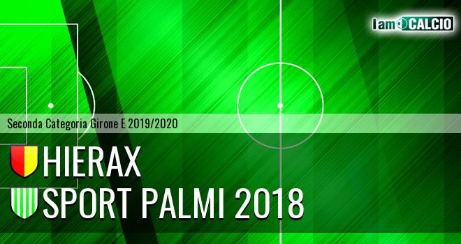 Hierax - Sport Palmi 2018