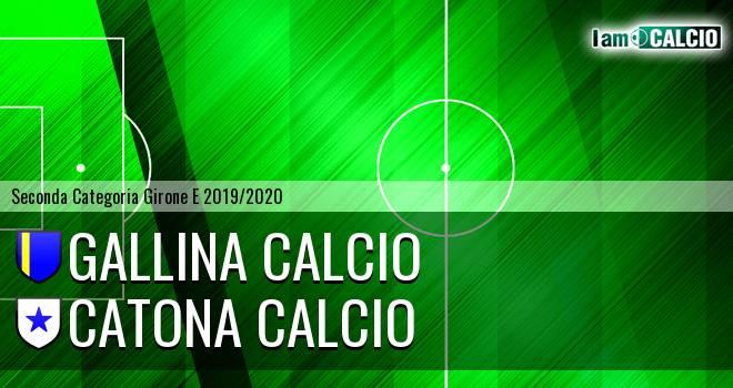 Gallina Calcio - Catona Calcio