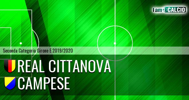 Real Cittanova - Campese