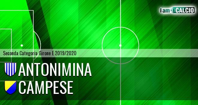 Antonimina - Campese