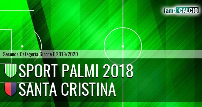 Sport Palmi 2018 - Santa Cristina