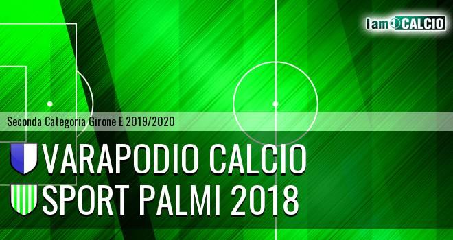 Varapodio Calcio - Sport Palmi 2018