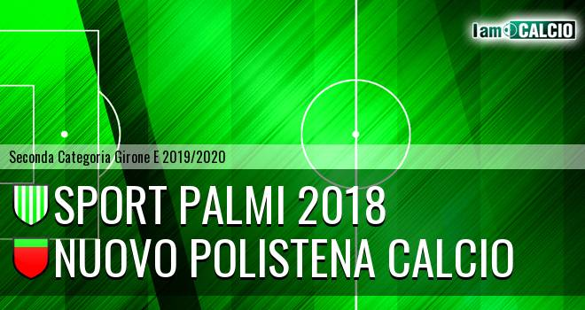 Sport Palmi 2018 - Nuovo Polistena Calcio