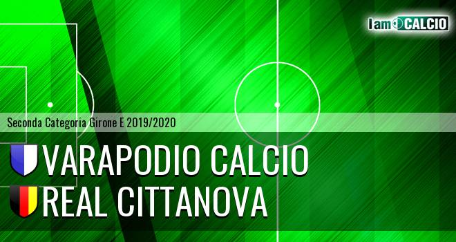 Varapodio Calcio - Real Cittanova