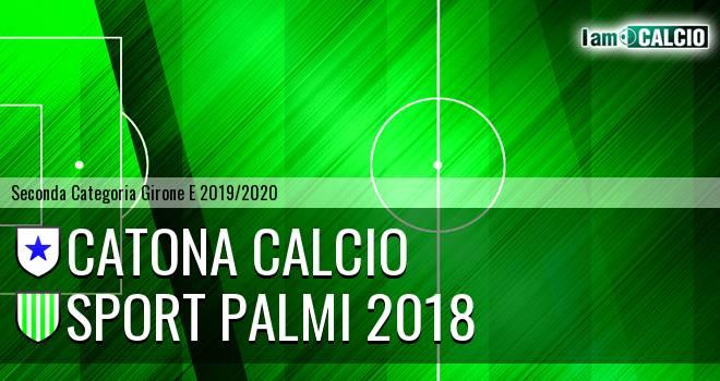 Catona Calcio - Sport Palmi 2018