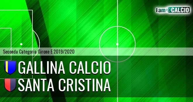 Gallina Calcio - Santa Cristina