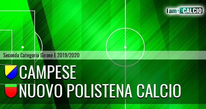Campese - Nuovo Polistena Calcio