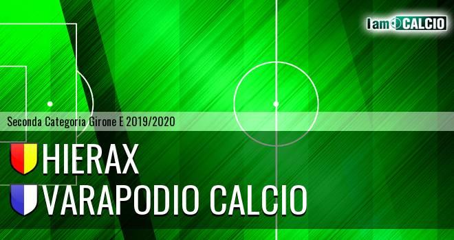 Hierax - Varapodio Calcio