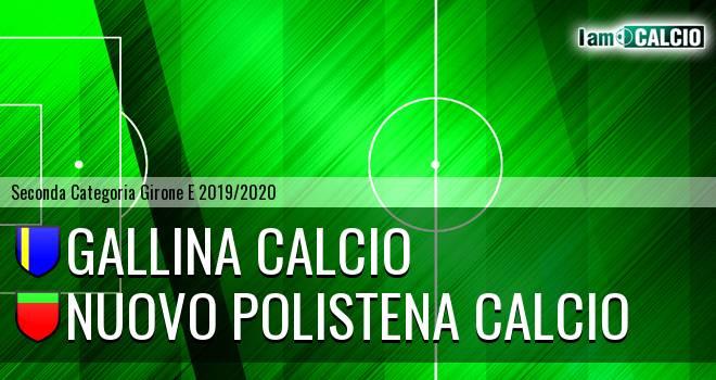 Gallina Calcio - Nuovo Polistena Calcio