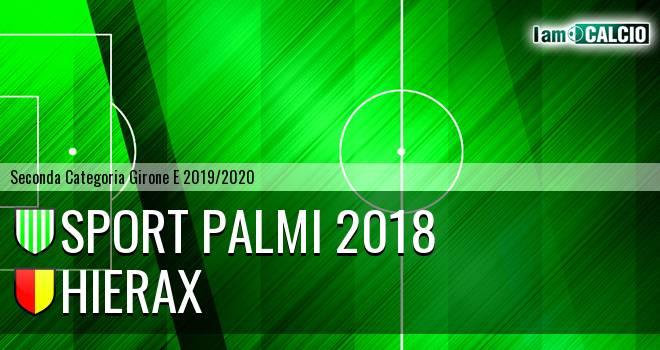 Sport Palmi 2018 - Hierax