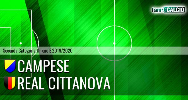 Campese - Real Cittanova