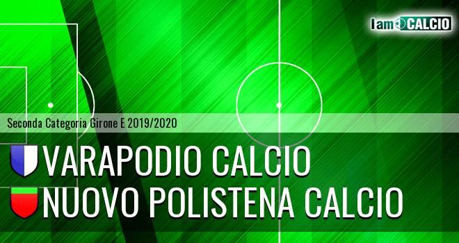 Varapodio Calcio - Nuovo Polistena Calcio
