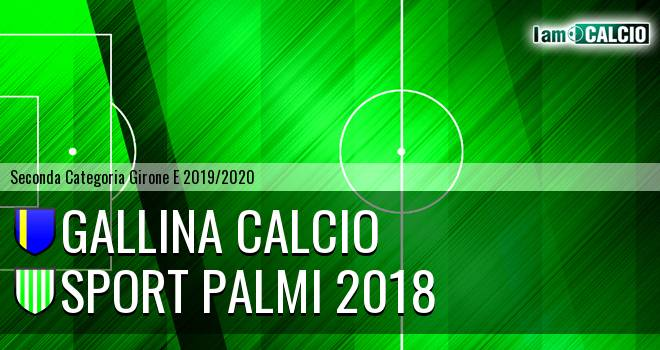 Gallina Calcio - Sport Palmi 2018