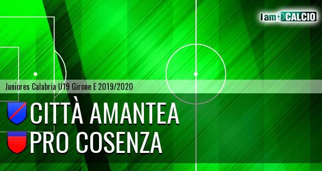 Città Amantea - Pro Cosenza