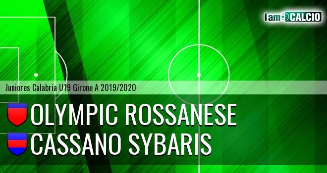 Olympic Rossanese - Cassano Sybaris