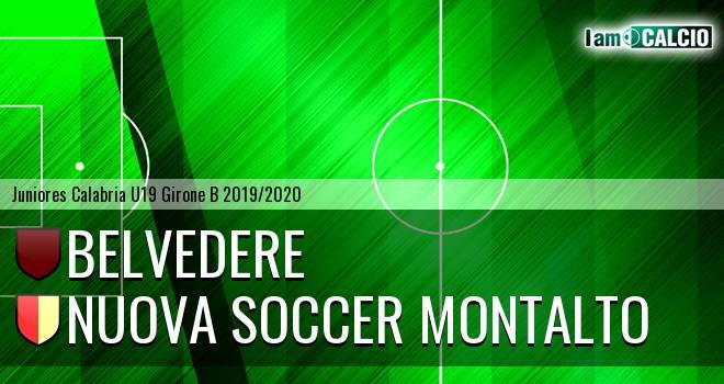 Belvedere - Nuova Soccer Montalto