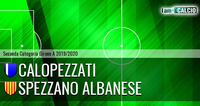 Calopezzati - Spezzano Albanese